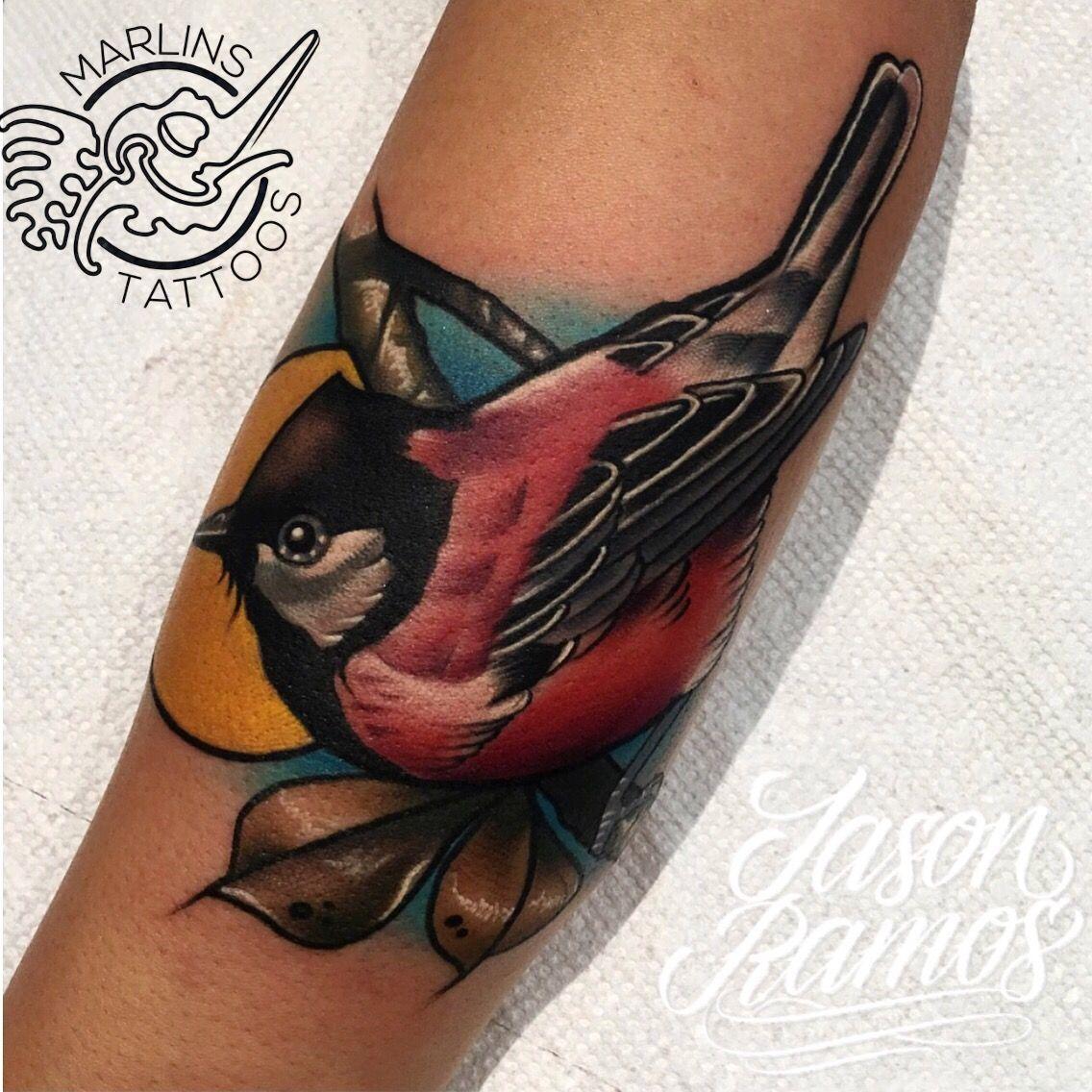 Bird Tattoo Marlins Tattoos Tattoos Color Tattoo Cool Tattoos