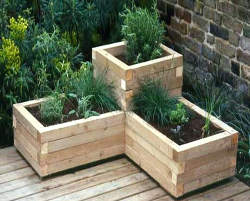 Lowes Window Boxes Build Planter Box Wooden Garden Planters Diy