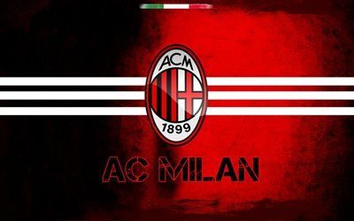 Download Wallpapers Ac Milan Soccer Football Italy For Desktop