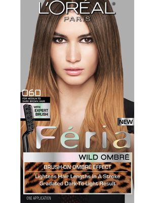 Diy Ombre Hair We Re In Ombre Hair Hair Kit At Home Hair Color