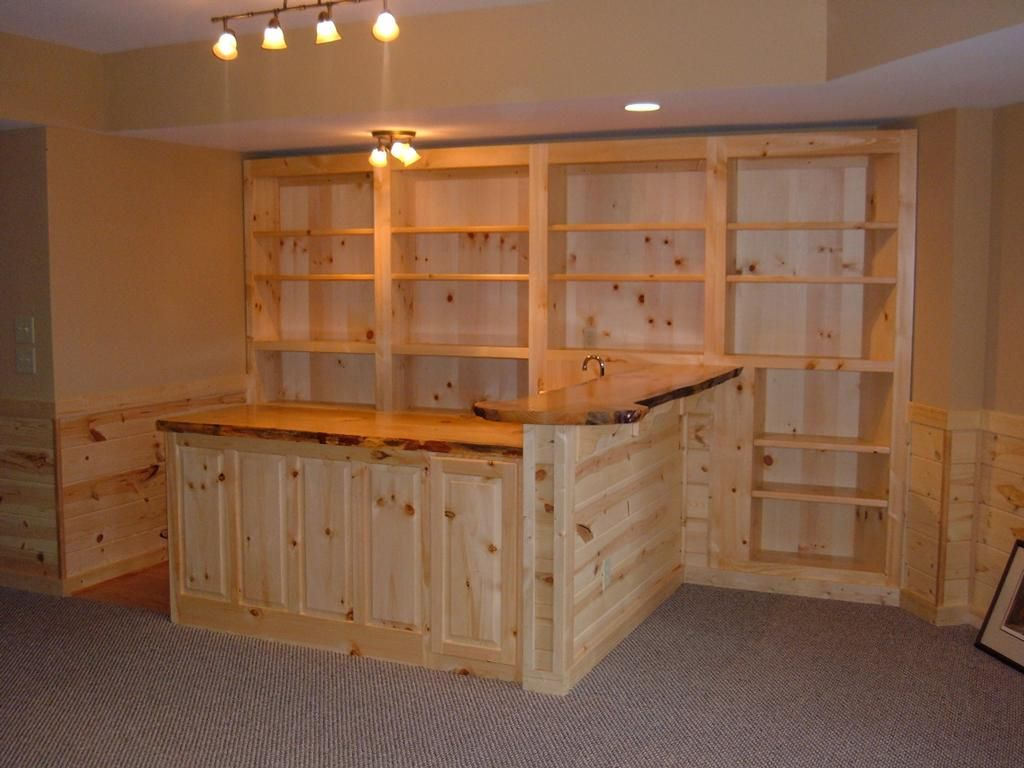 23+ Most Popular Small Basement Ideas, Decor And Remodel. Basement Bar  PlansBasement ...