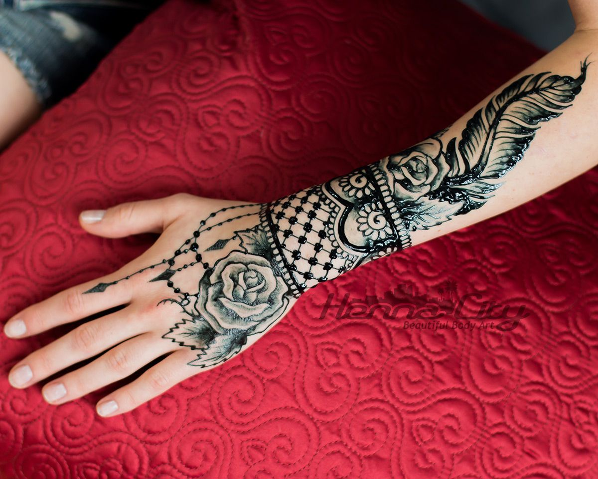 How To Tell If It's Jagua or Black Henna   Henna City ...