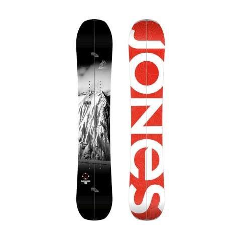 Jones Explorer Splitboard 2015 Snowboard Snowboarding Beverage Can