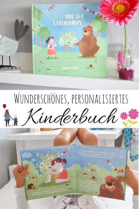 Der Lebensbaum Ein Personalisiertes Kinderbuch United