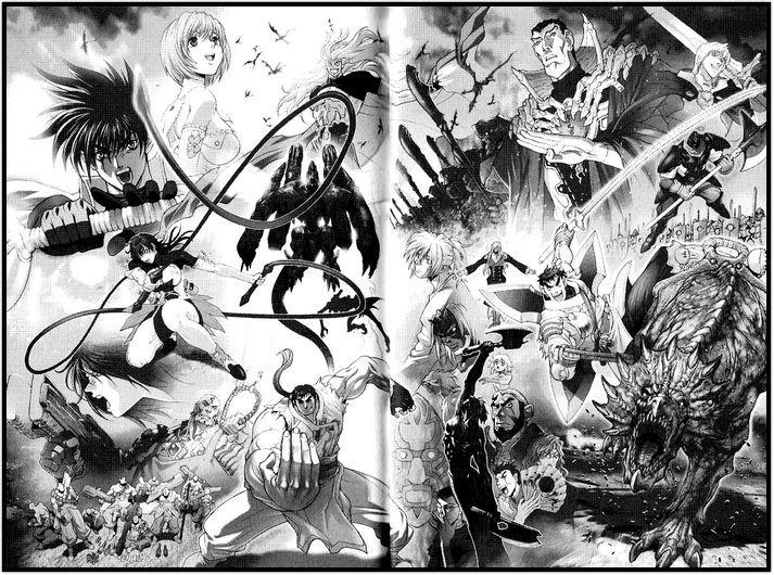 OBD Wiki - Bastard!! | Shonen Jump (刊少年ジャンプ) in 2019 | Manga
