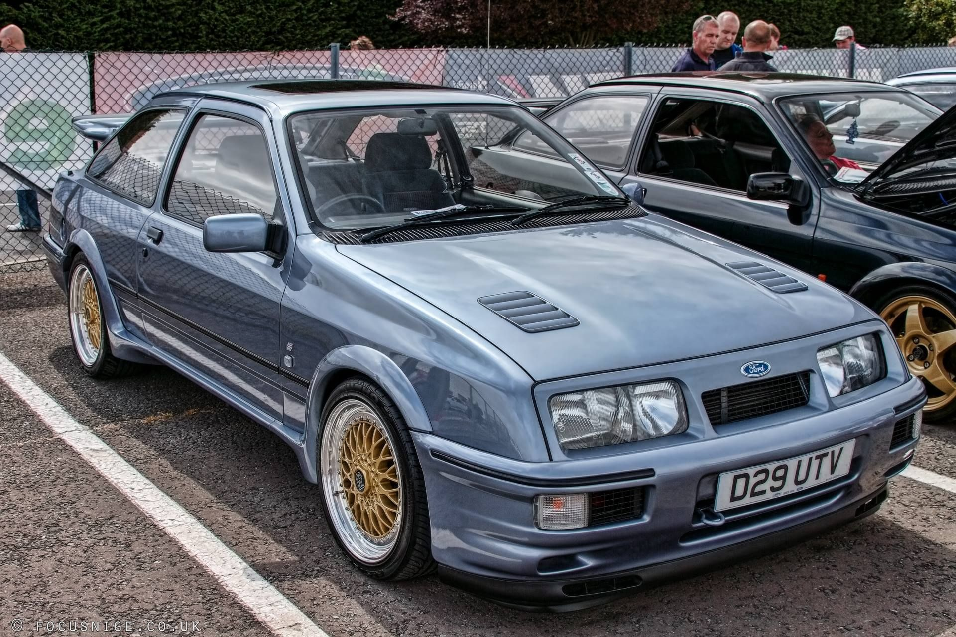 Sierra Cosworth Rs500 Ford Sierra Ford Classic Cars Ford Rs