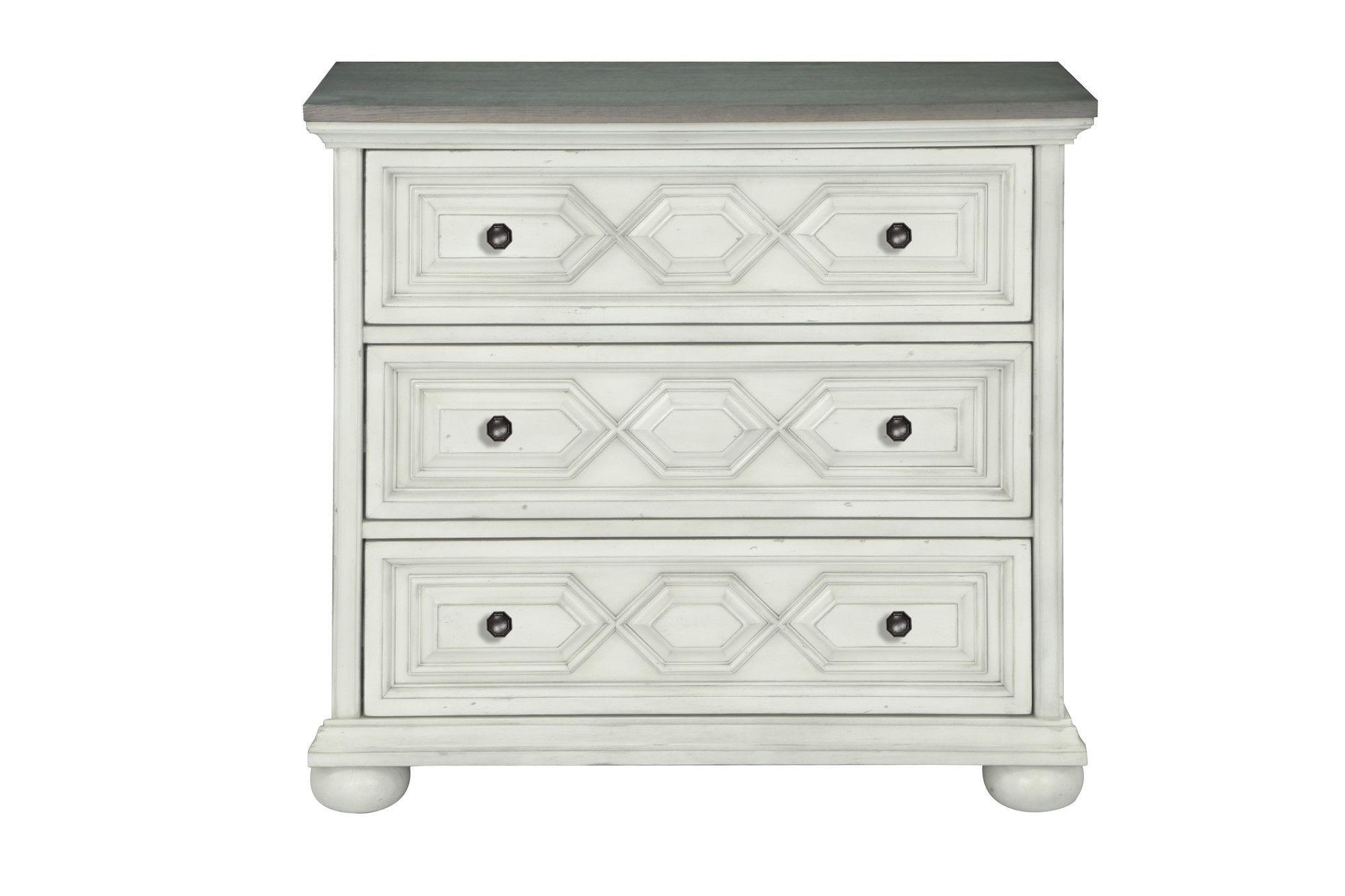 hancock park 3 drawer bachelor s chest