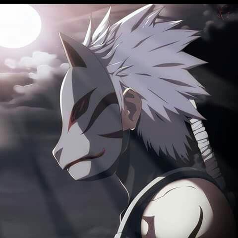 Anbu Kakashi | Naruto | Naruto, Kakashi anbu, Naruto Uzumaki