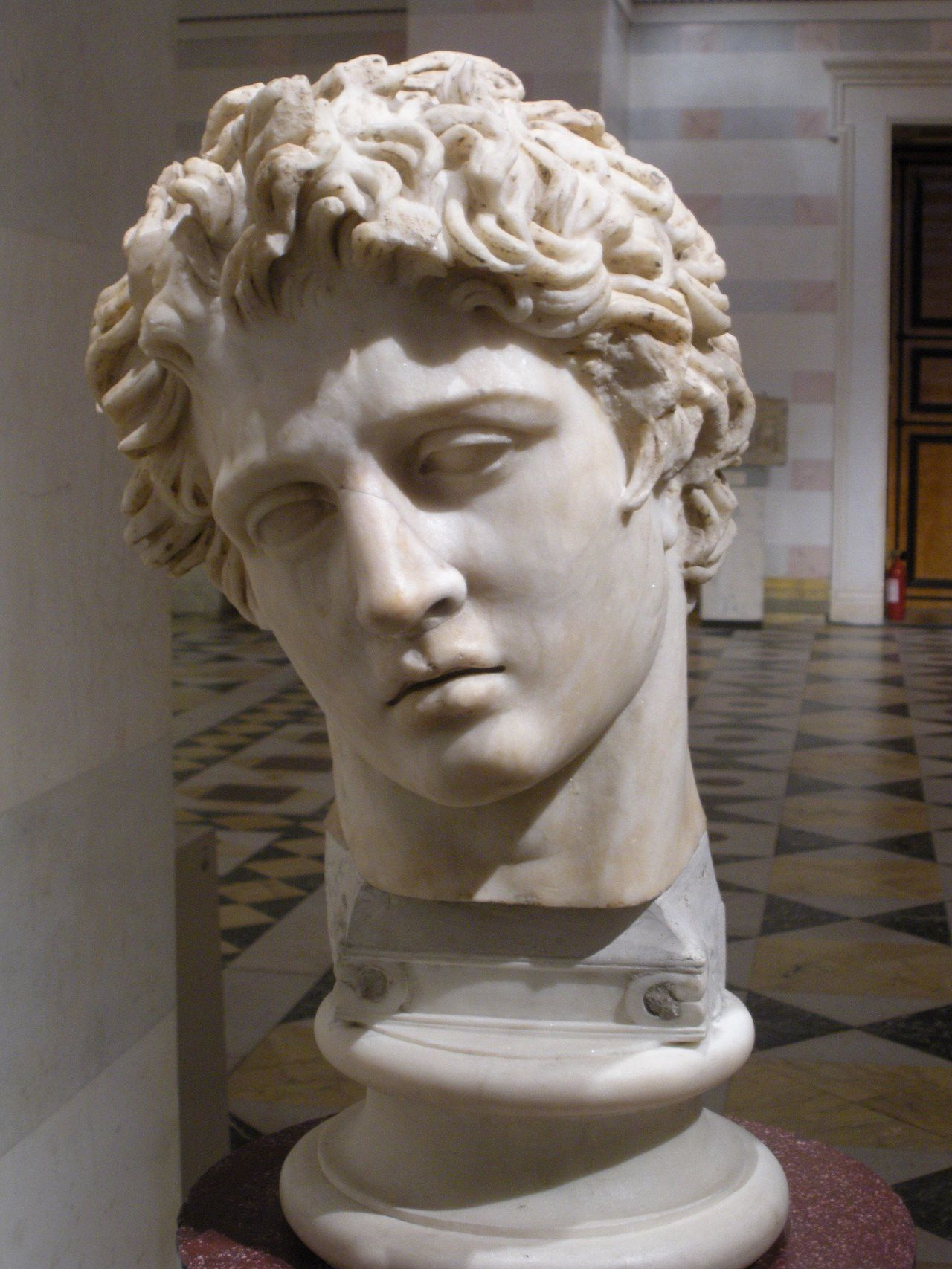 Hellenistic roman sculpture from the state hermitage