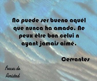 Frases De Amor En Frances De Cervantes Frases De Amor Pinterest