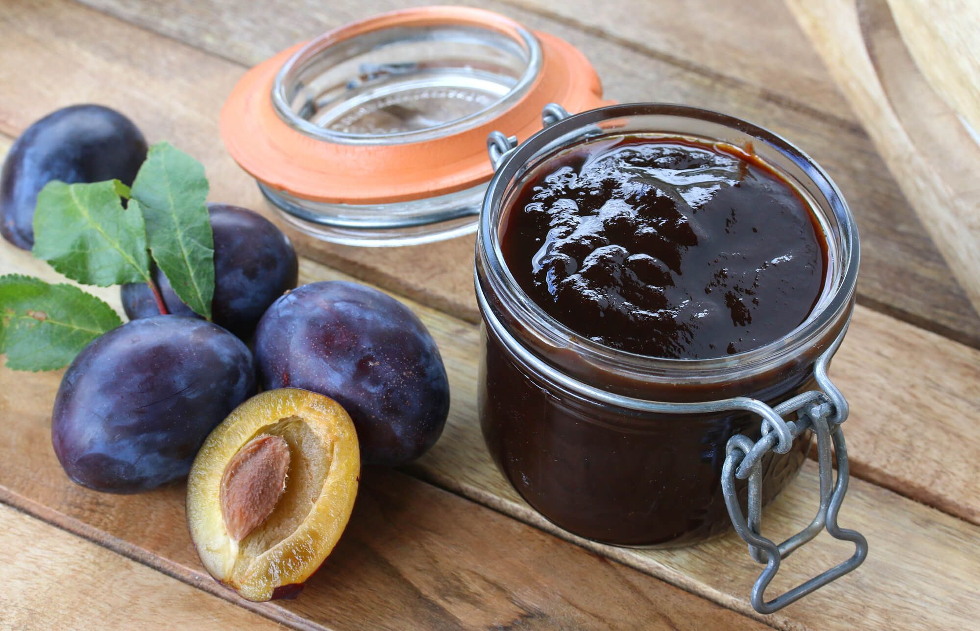 Plum Butter Pflaumenmus Recipe Jelly Recipes Plum Butter Sweets Recipes