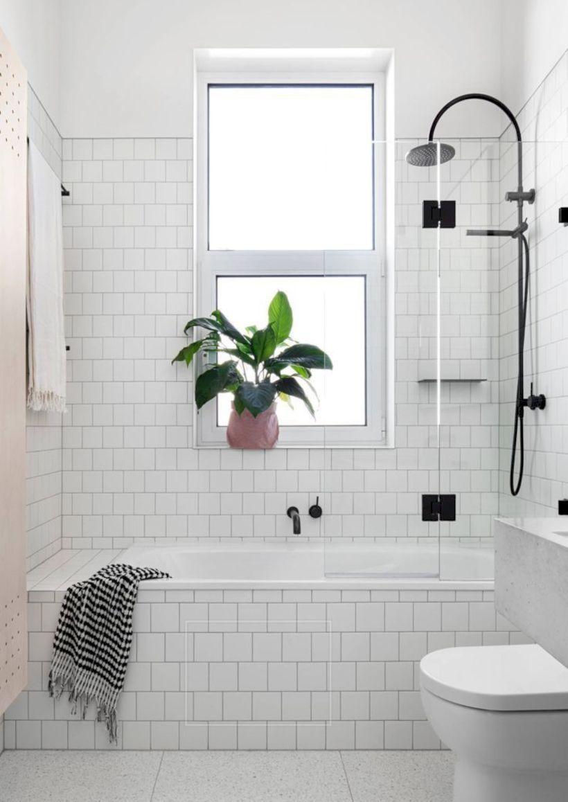 47 Captivating Small Bathroom Designs Ideas With Tub Decoratrend Com Full Bathroom Remodel Bathroom Design Small Small Bathroom With Tub