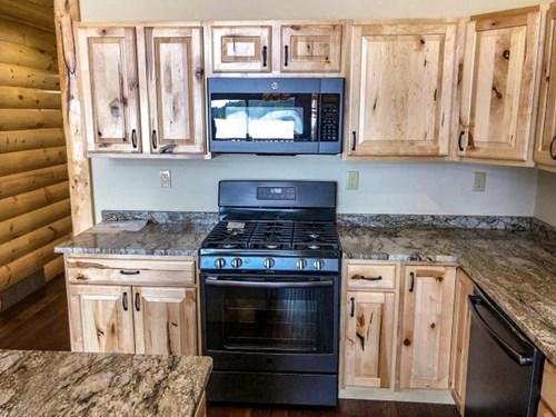5 Log Cabin Kitchen Design Ideas | Northern Log