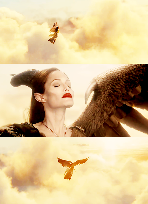 I Had Wings Once And They Were Strong Maleficent Movie