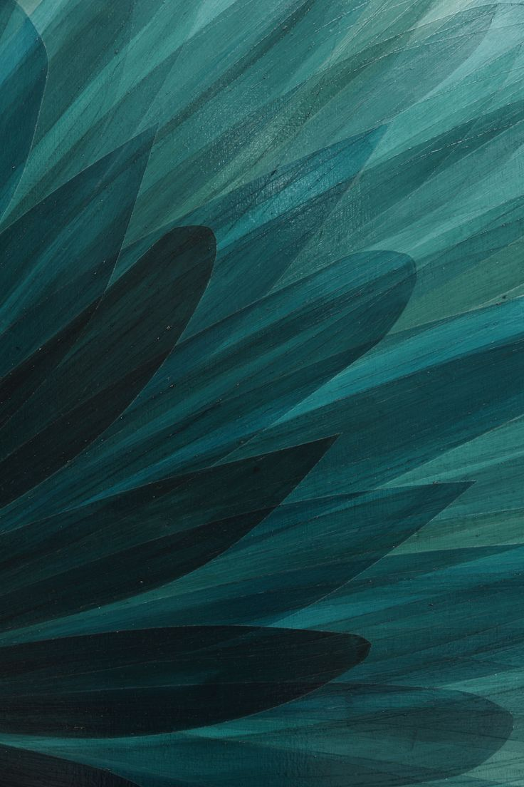 Chasingrainbowsforever Teal By Andre Ermolaev Teal Art Teal Wallpaper Teal Background