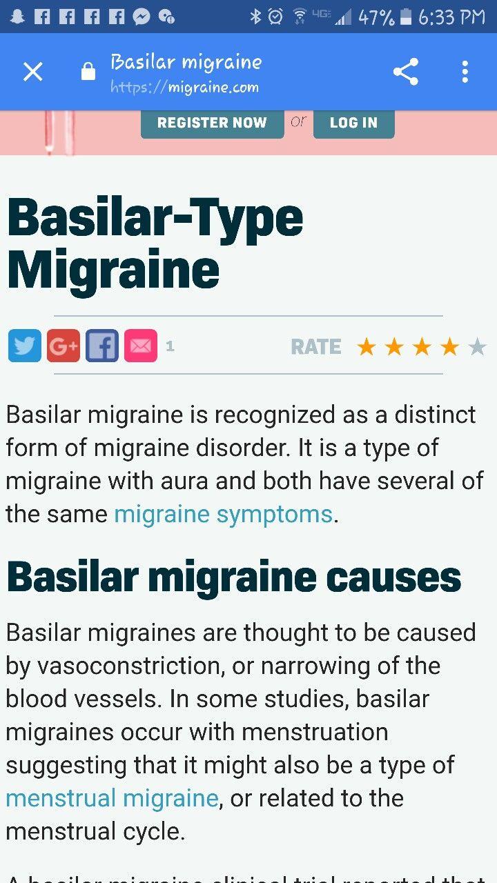 Pin by Sarah Steinlage on migraines | Ios, Migraine