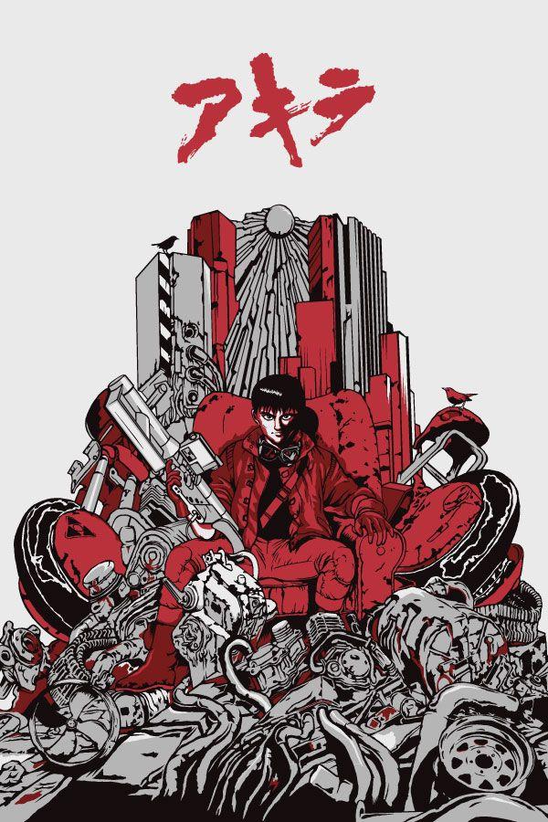 The End Of The Whole Mess Akira Anime Akira Film Akira