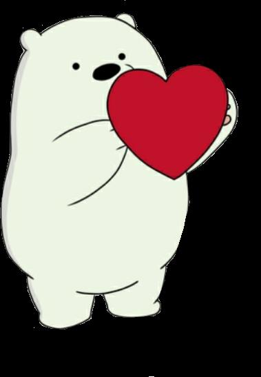 Bear Polar Escandalosos Oso Polar Heart Corazon Polarb In 2020 Polar Bear Drawing Ice Bear We Bare Bears Bear Wallpaper