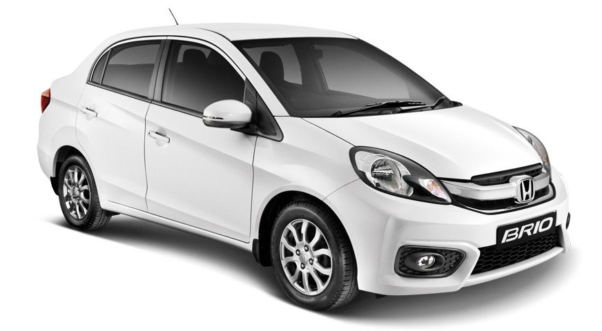 2016 Honda Brio Brio Sedan Launched In South Africa In 2020 Honda Brio Honda 2016 Honda