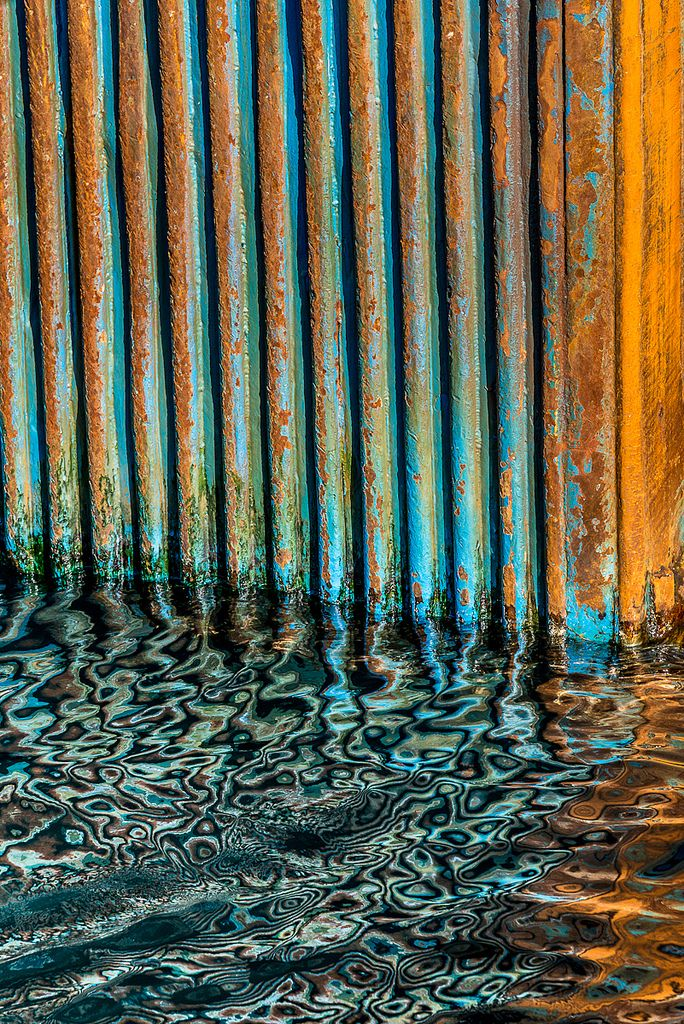 Rusty reflection