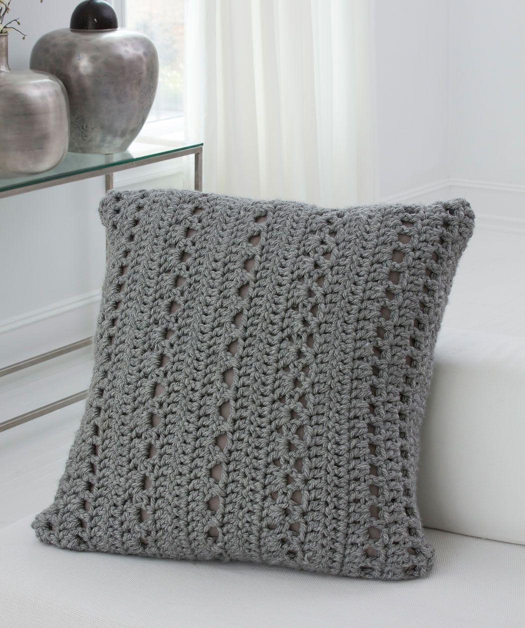 FREE PATTERN: Ravelry: Big & Cozy Floor Pillow pattern by Jessie ...