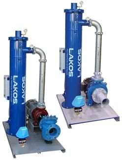 These Full Stream Packaged Separator Systems Are Ideal For