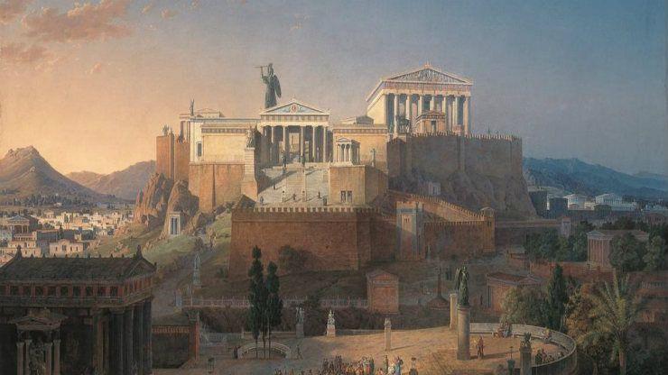 Τι ήταν η σεισάχθεια που έσωσε την αρχαία Αθήνα - Αρχαία Ελλάδα (Ιστορία) - Ancient Greece Reloaded - Community