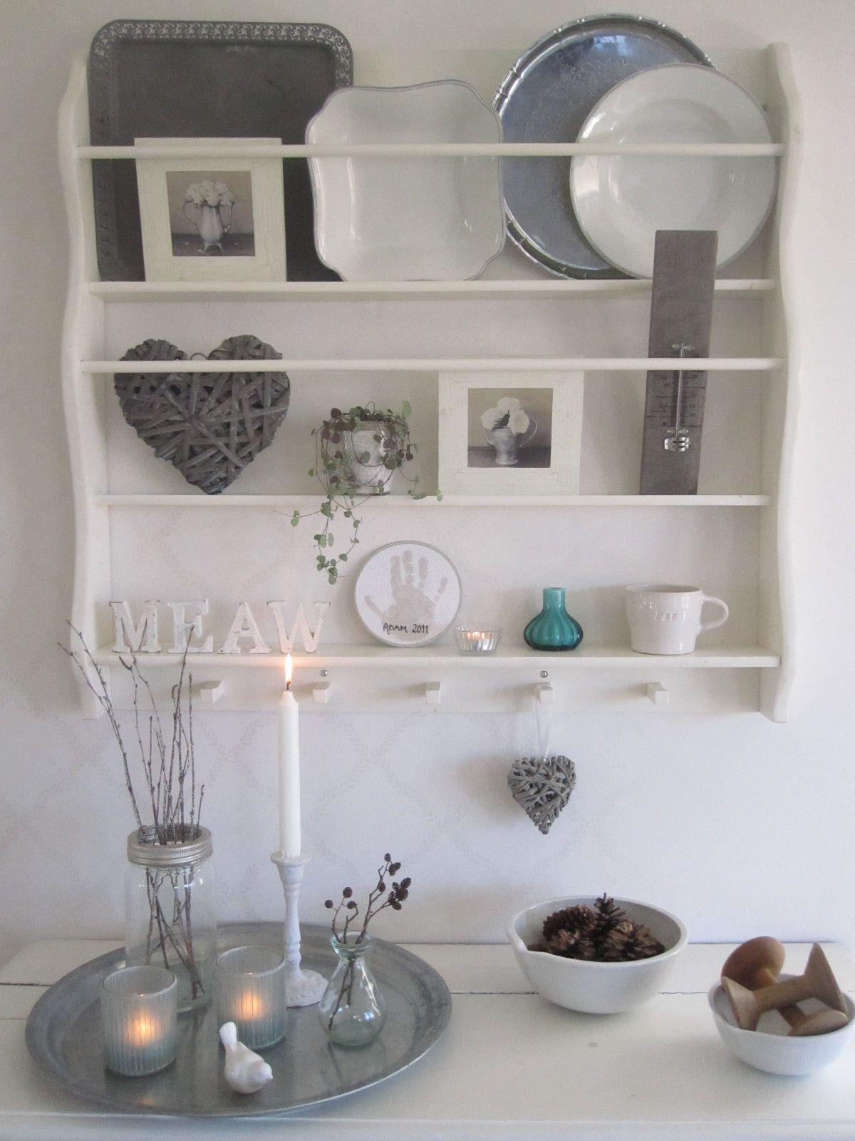 Vicky 39 s home ideas para estantes de platos vintage ideas - Rack para platos ...