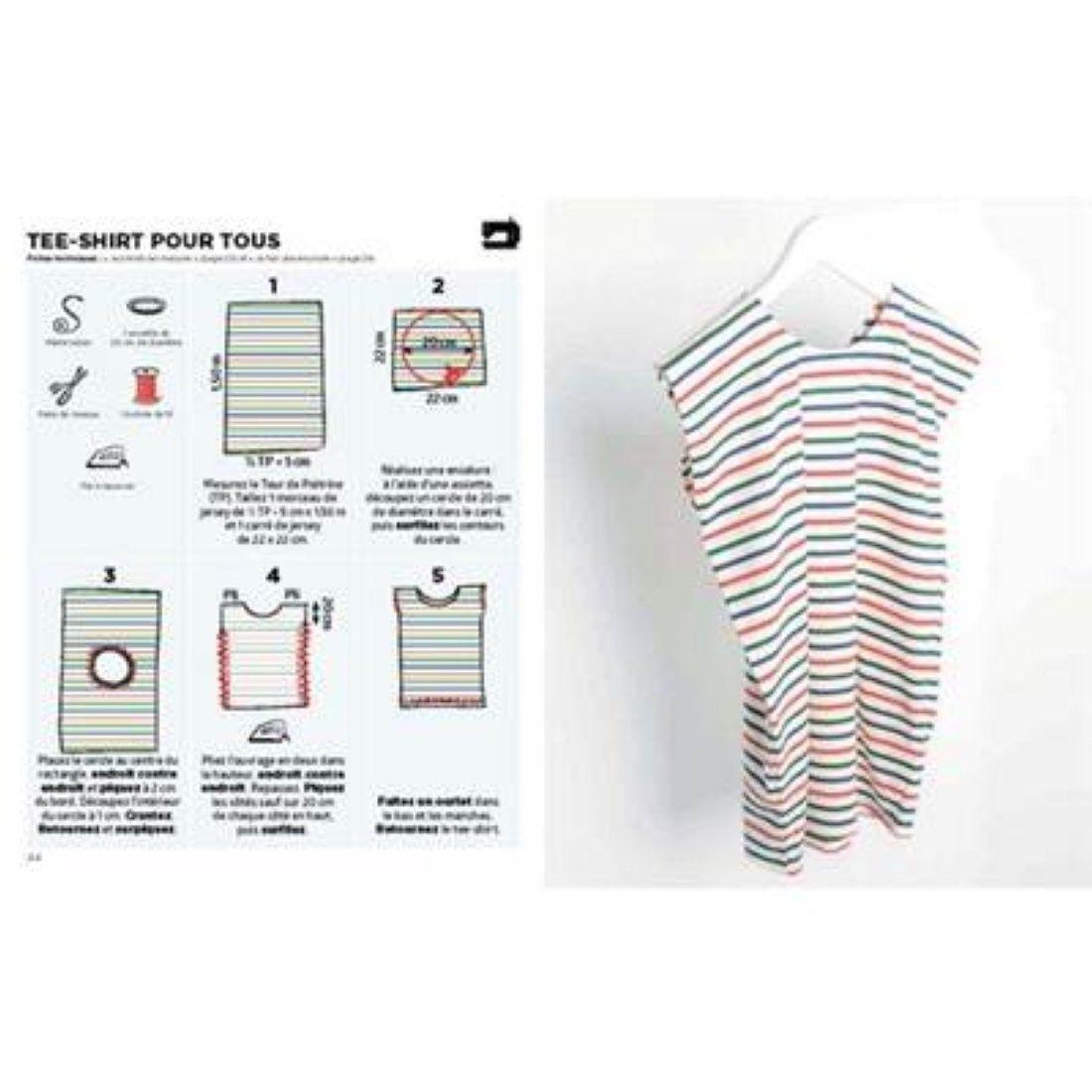 Livre Simplissime Livre De Couture Le Facile Du Monde Livre Couture Couture Facile Robe Couture Facile