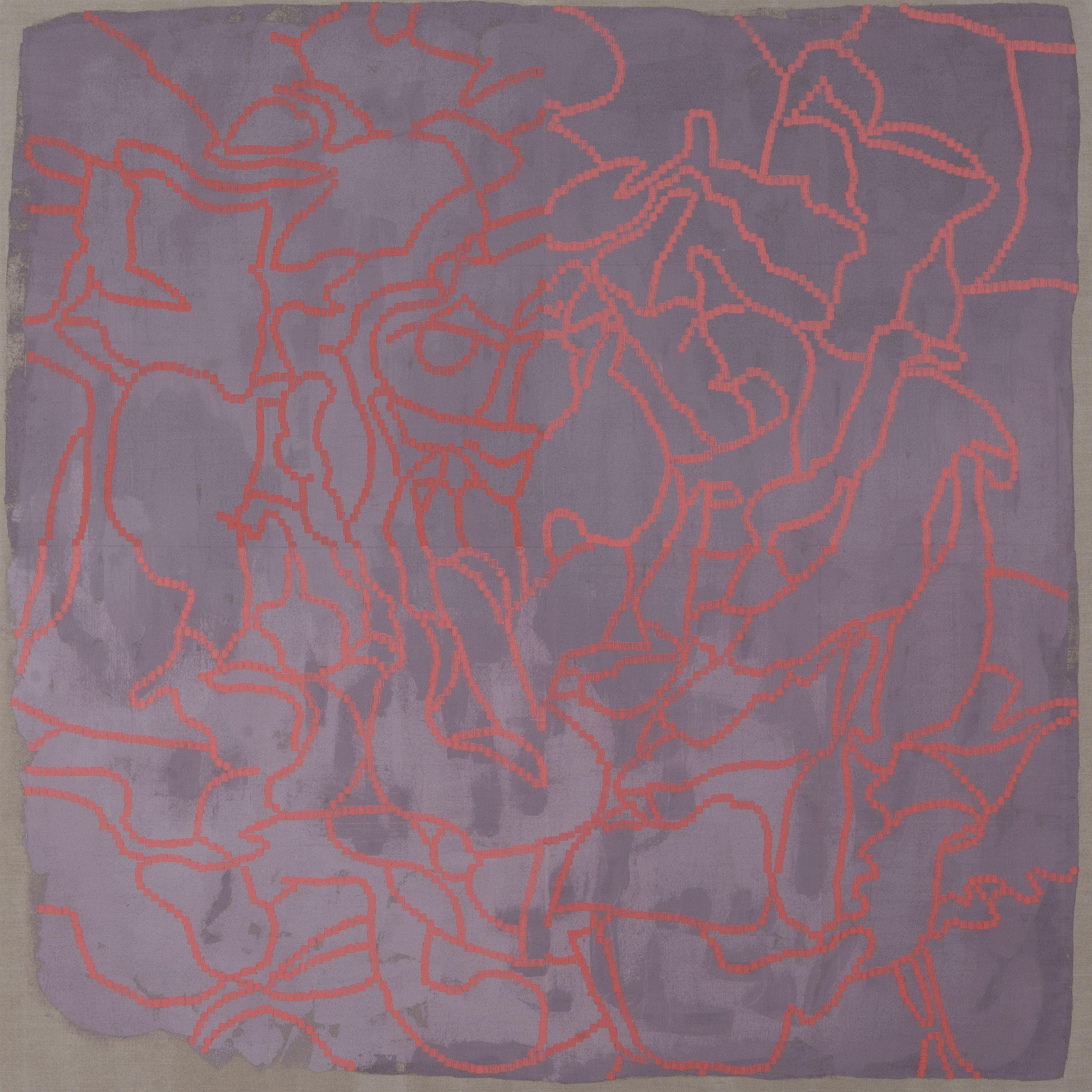Eric Dever Nsibtw 43 Oil On Linen