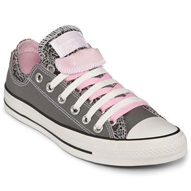 3f5ec3dc393b2 Converse® Chuck Taylor Double Upper Oxfords - jcpenney Converse High