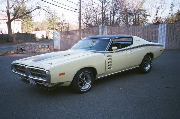 1972 Dodge Charger Rallye  | MOPARS | Dodge muscle cars