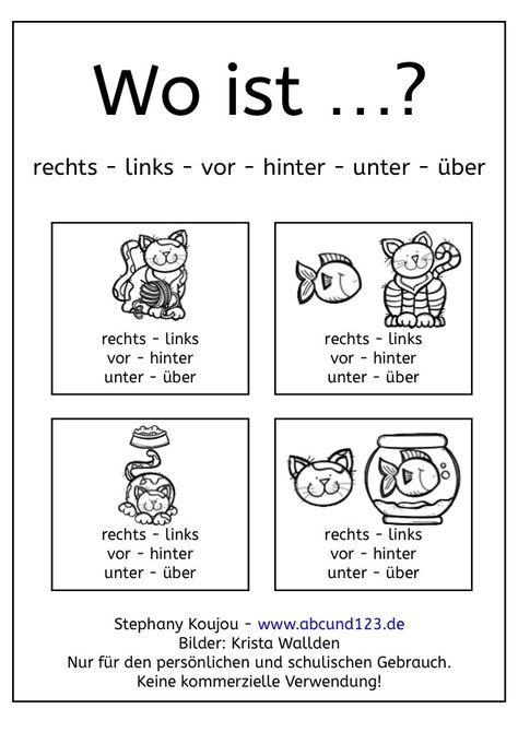 Famous Auf Und Unter Arbeitsblatt Für Kinder Im Vorschul Ornament ...
