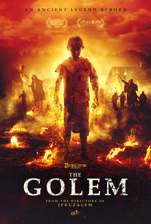 The Golem 2018 The Golem Best Horror Movies Full Movies