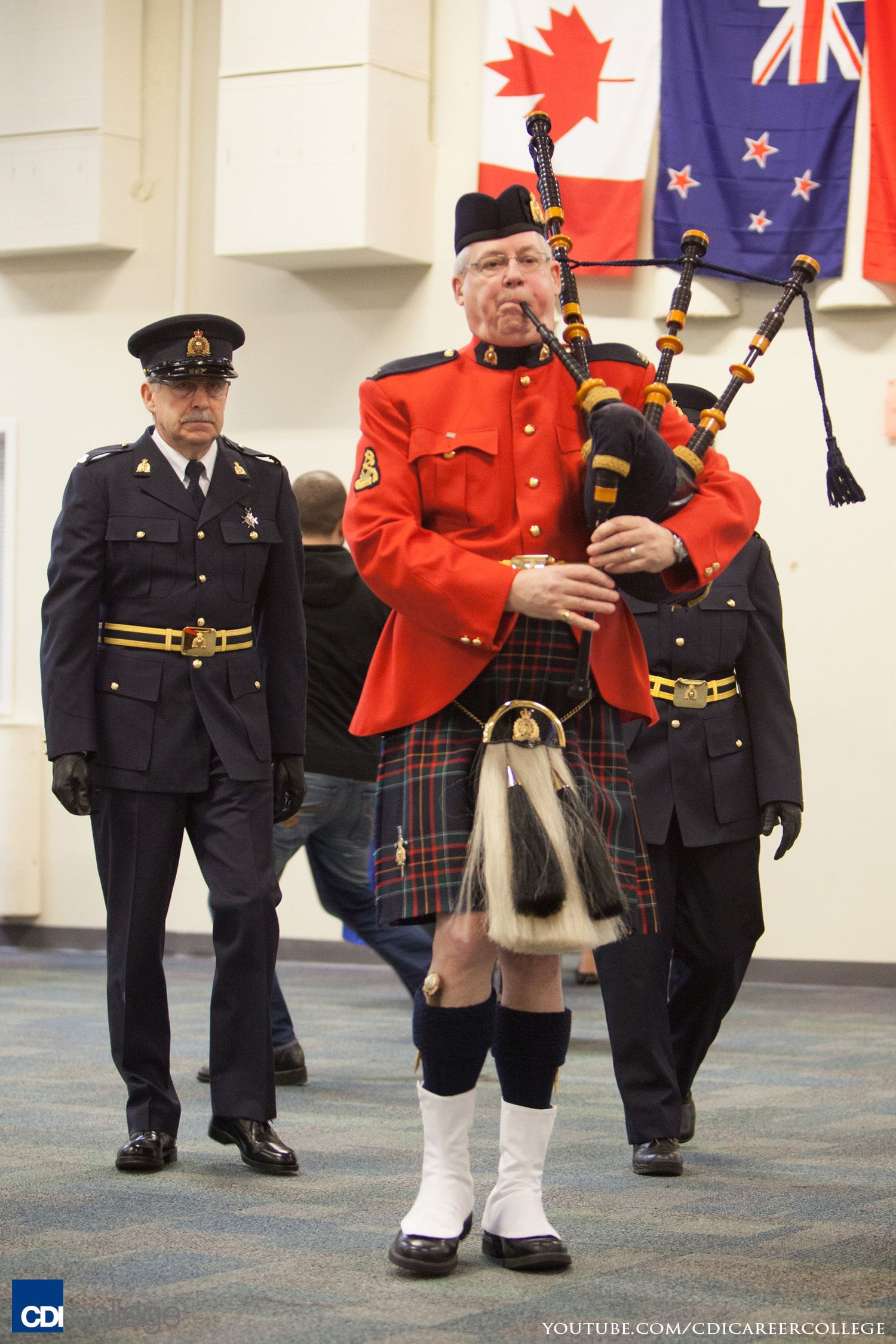 Graduation Ceremony at the CDI College Surrey Campus - Bagpipe Player Subscribe to CDI College: http://www.youtube.com/subscription_center?add_user=CDICareerCollege #Graduation #Ceremony #at #the #CDICollege #Surrey #Campus #Bagpipe #Player