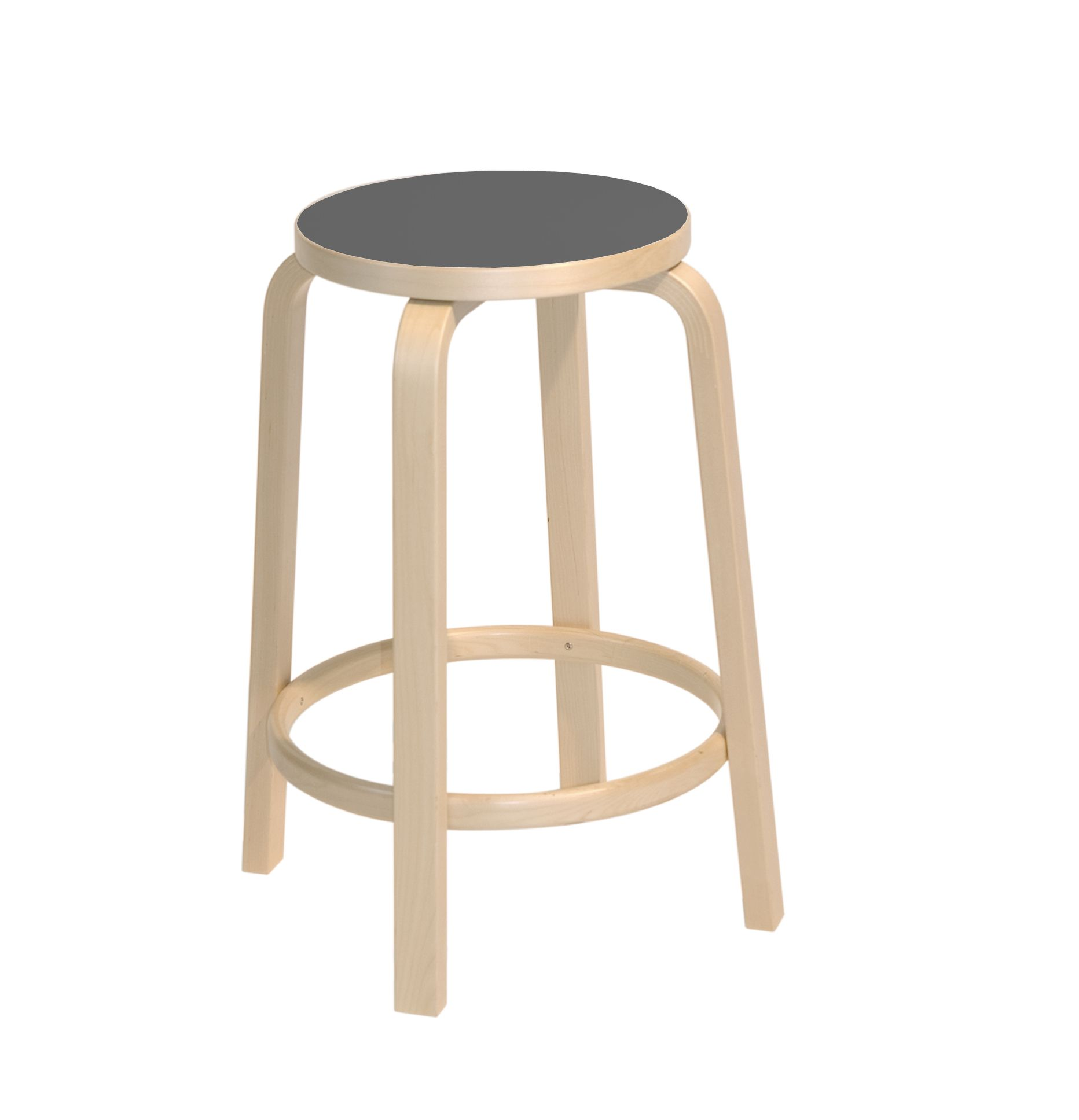 High Stool 64 - Alvar Aalto - Artek furnitures