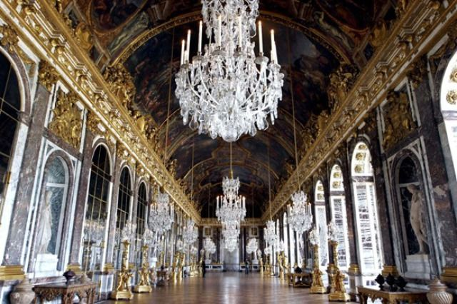 (PHOTO: Rex)  Be treated like a royal at the Palace of Versailles  A visit to the spectacular Palace of Versailles is a must if you're a fan of all things grand and royal about France. Located just 20km from the Paris, the chateau is one of the most beautiful achievements of 18th-century French art and consists of the royal apartments, ceremonial rooms and gardens built by Louis XIV. Viator's VIP tour allows you to soak up the surroundings and be treated like a royal....