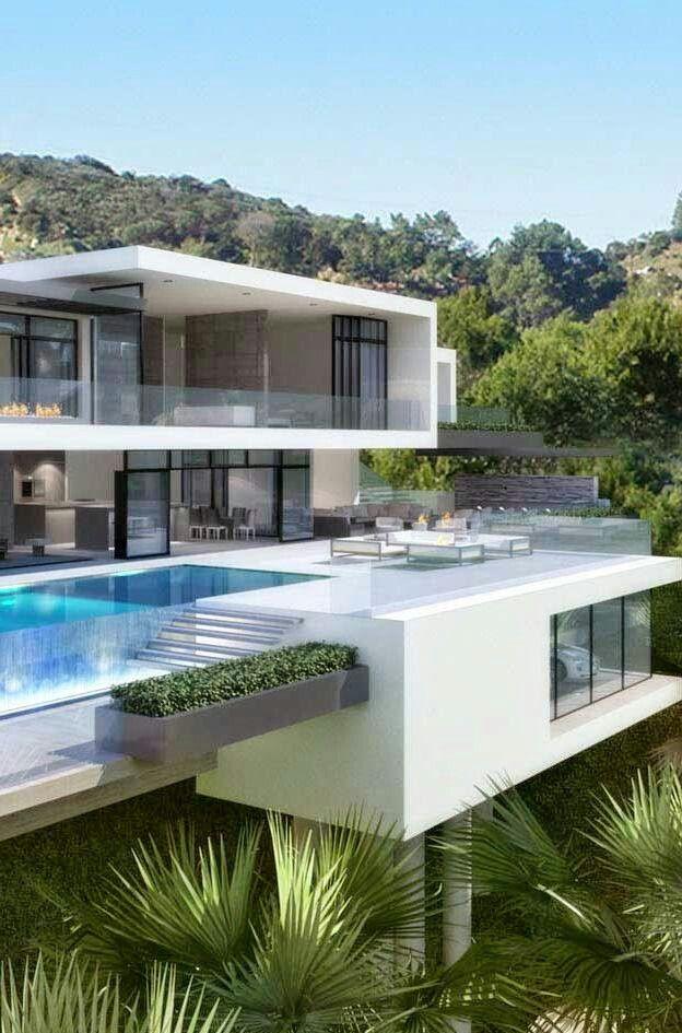Fjjdjdjf | Construction Idea | Pinterest | Maison, Maison moderne ...