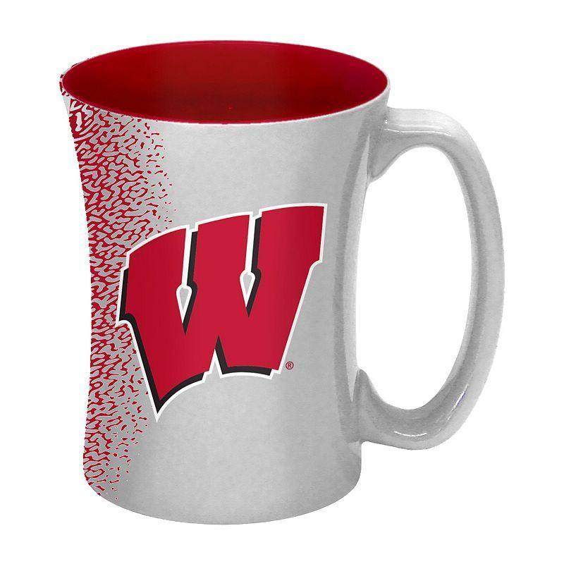 Boelter Raiders 14 oz Polka Dot Ceramic Mug