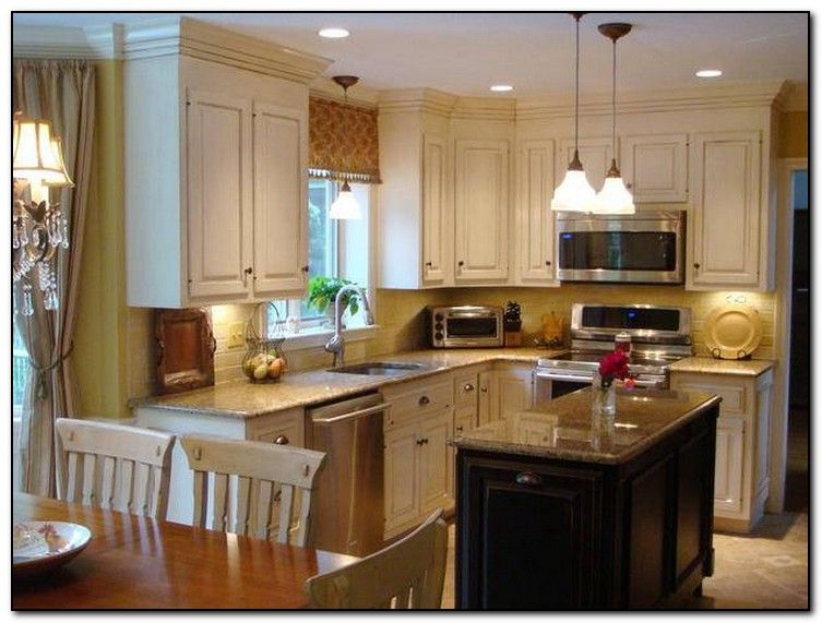 How Coordinate Paint Color With Kitchen Colors Cherry ...