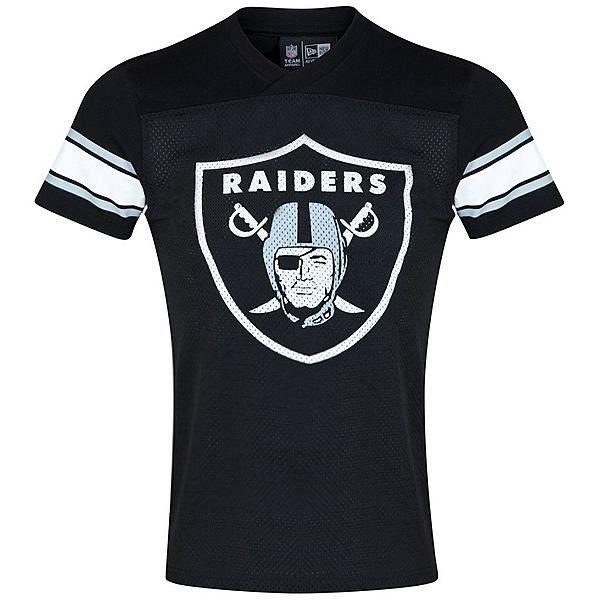 Oakland Raiders Supporters Jersey    Das Oakland Raiders Supporters Jersey ist optimal fürs Stadion und für Freizeitaktivitäten geeignet . Mit dem Oakland Raiders Supporters Jersey aus 100% Baumwolle aus dem Hause New era bist du der FAN deines Teams!    Hersteller: New Era  Team: Oakland Raiders  Material: 100% Baumwolle...
