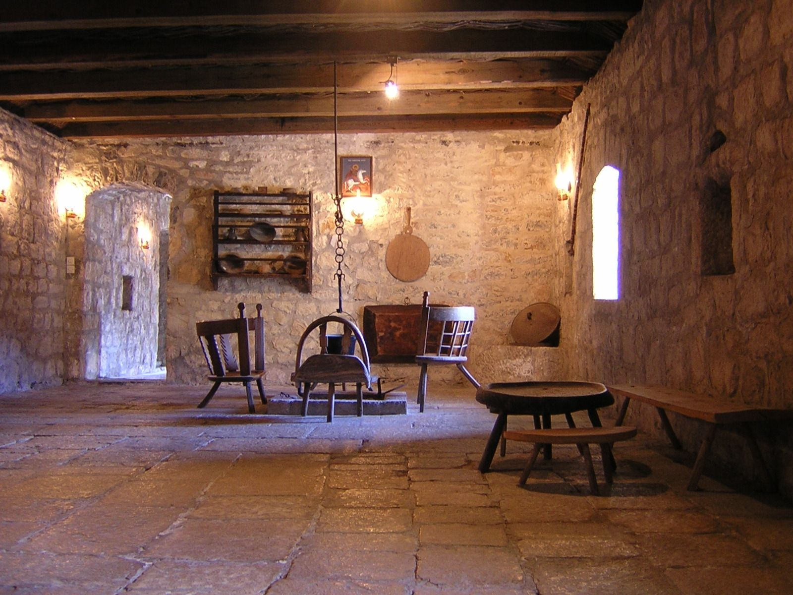 Image result for SERBIA OLD HOUSE INTERIOR  INTER Pinterest