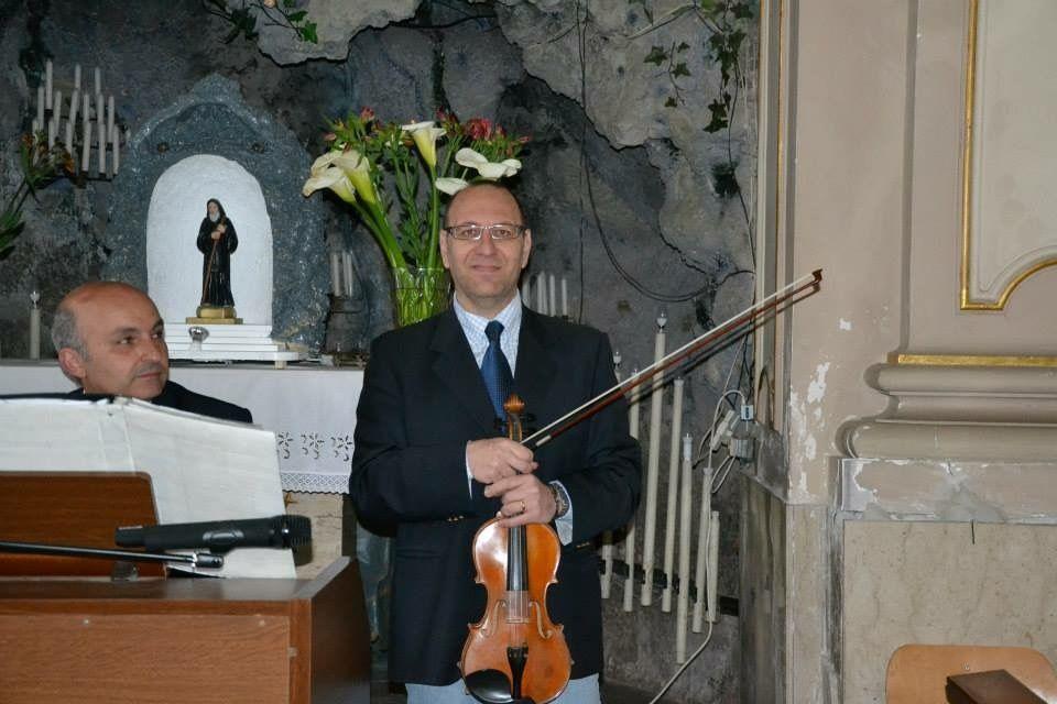 Matrimonio chiesa San Francesco di Paola