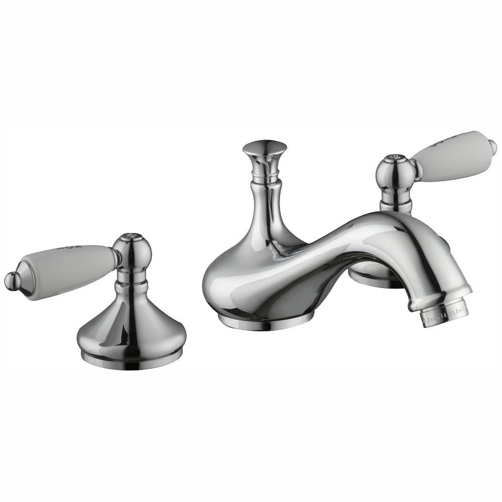bath centerset 2 handle low arc