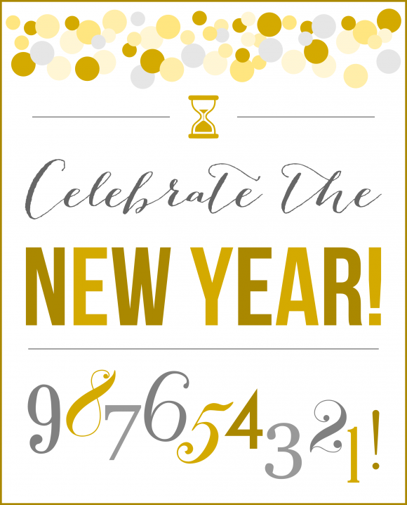 free printables new years eve party sign see more party ideas at catchmypartycom freeprintables newyears