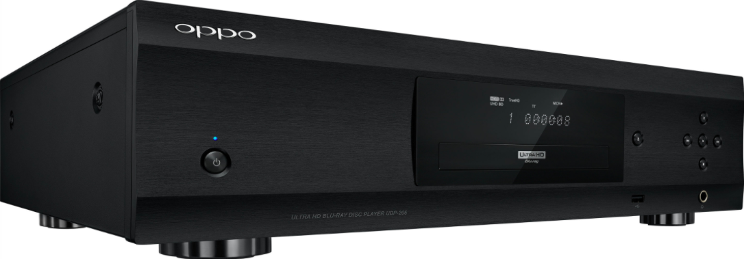 Oppo Digital Udp 205 Multi Format Disc Player And Dac The Absolute Sound Audiophile Blu Ray Discs Blu Ray Player