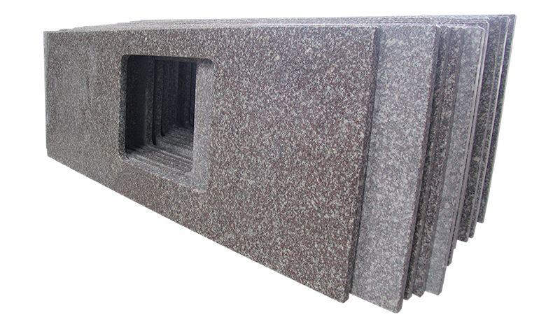 Bainbrook Brown Granite Countertop Kitchen Countertop Stone