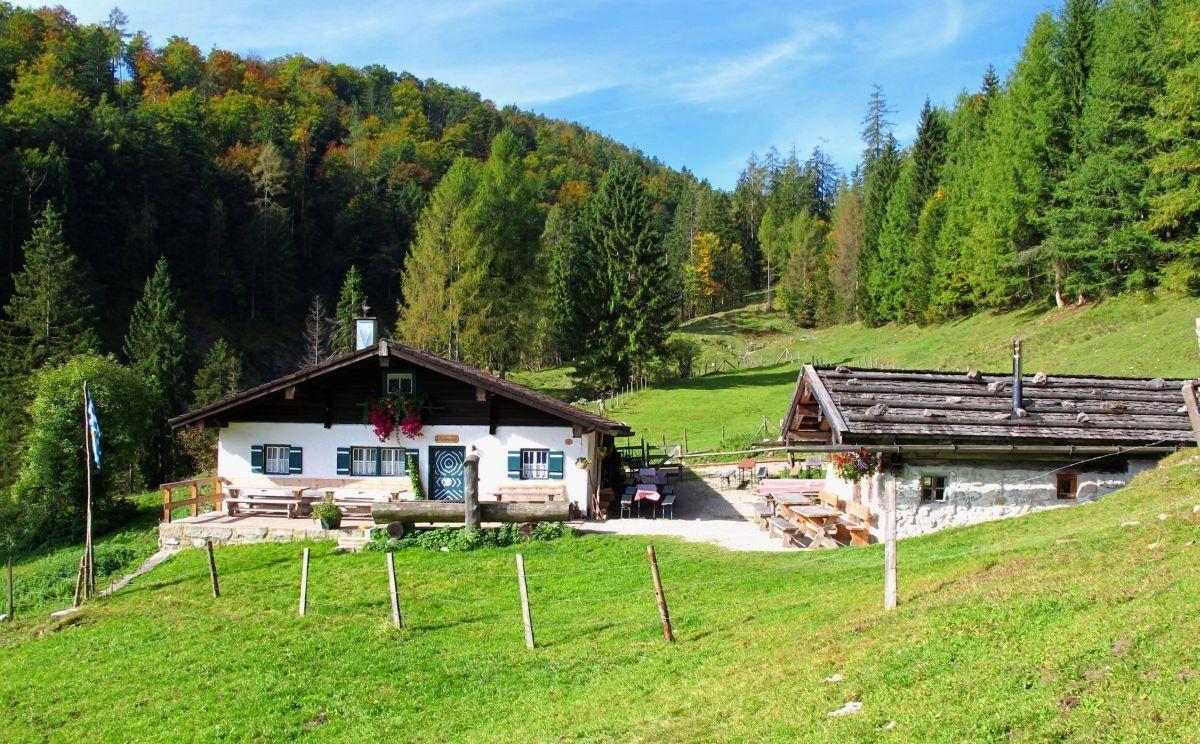 Die Bichlerlam Farm House Styles Beautiful Landscapes