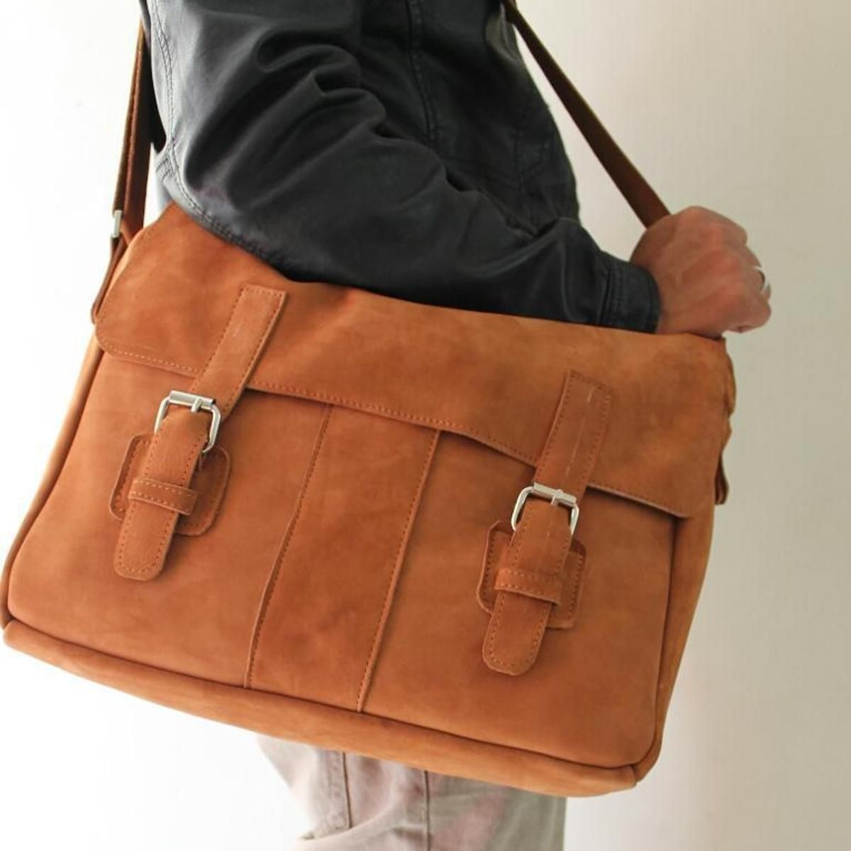 Leather Bag For Men Craftsy Mens Leather Bag Diy Leather