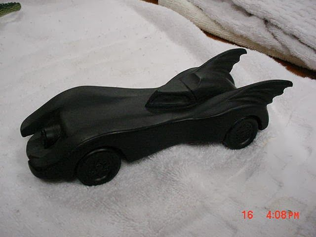 In third grade I lost the Pinewood Derby. Big time. I built my own ...